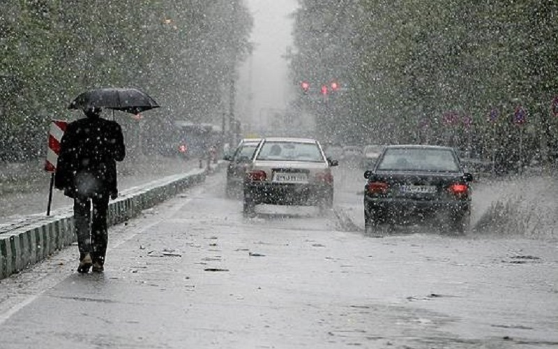 پیشبینی وضع هوا در روزهای آخر هفته