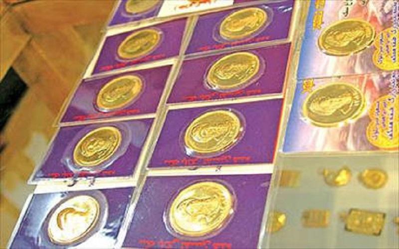 بانک مرکزی حراج سکه را متوقف کرد