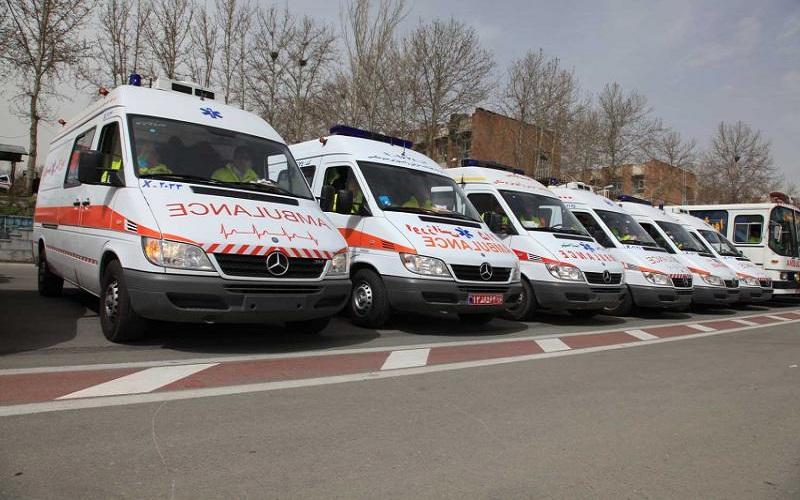 لزوم افزایش پایگاههای اورژانس در تهران