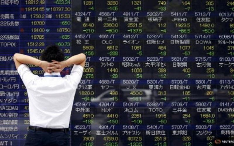 سهام آسیایی سقوط کردند