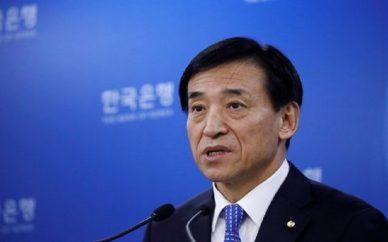 بانک مرکزی کره آماده پاسخ سریع به افزایش نرخ بهره آمریکا