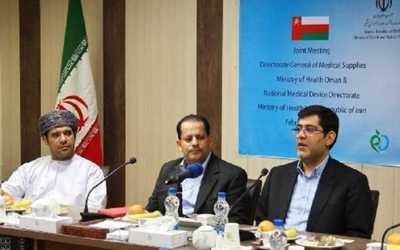 همکاریهای ایران و عمان در حوزه پزشکی افزایش مییابد
