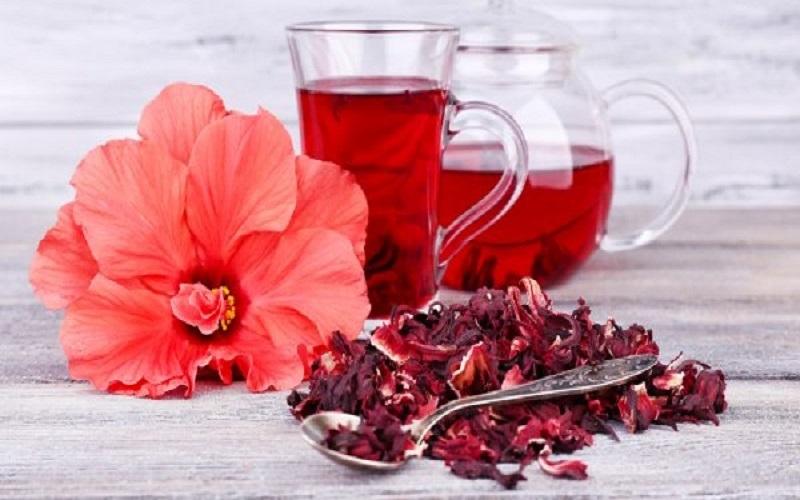 تقویت سلامت کبدتان با چای گل بامیه
