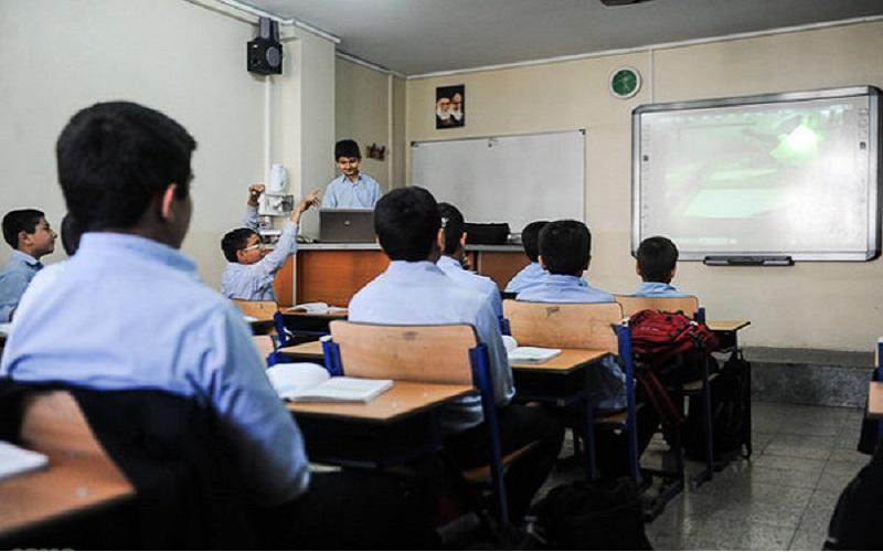 مدارس پایتخت هوشمند میشوند