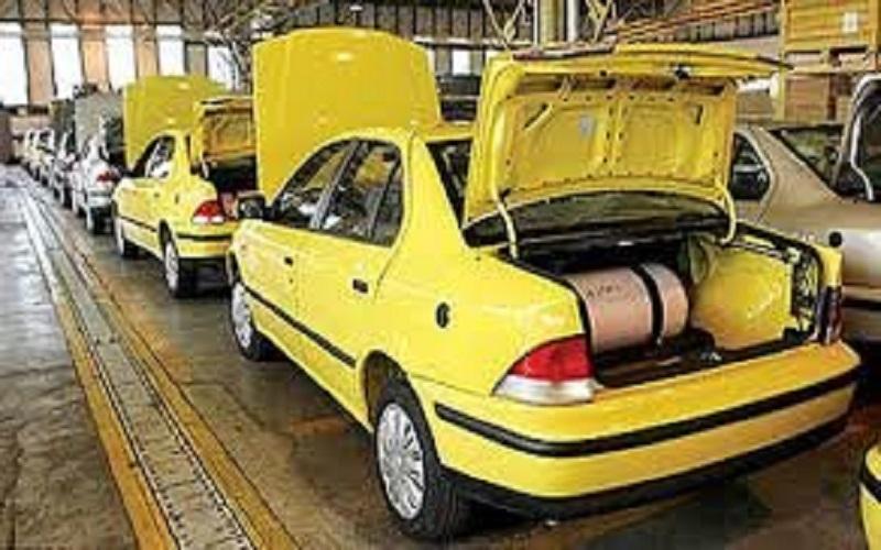 تولید خودروهای گازسوز راهکار کاهش آلودگی هوا