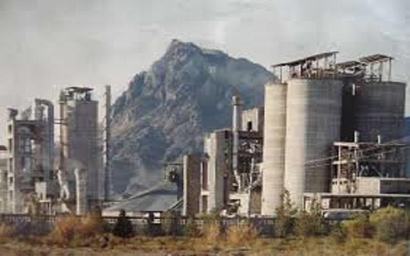 وضعیت زیستمحیطی کارخانه سیمان شهرری