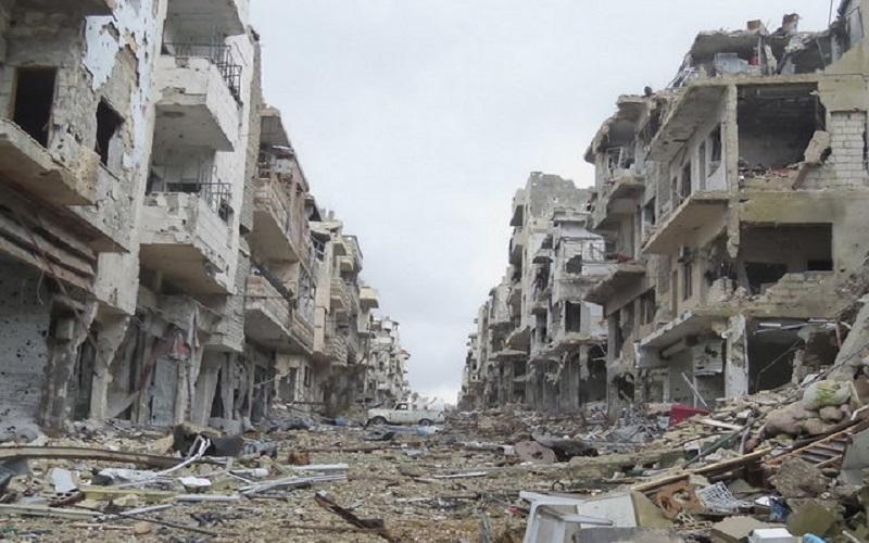 بازسازی سوریه ۲۰۰ تا ۵۰۰ میلیارد دلار هزینه دارد