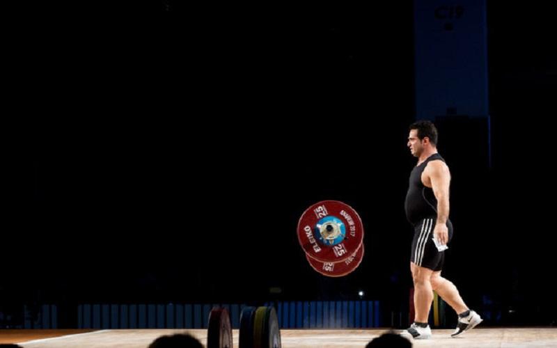 سهراب مرادی بهترین وزنهبردار جهان نشد