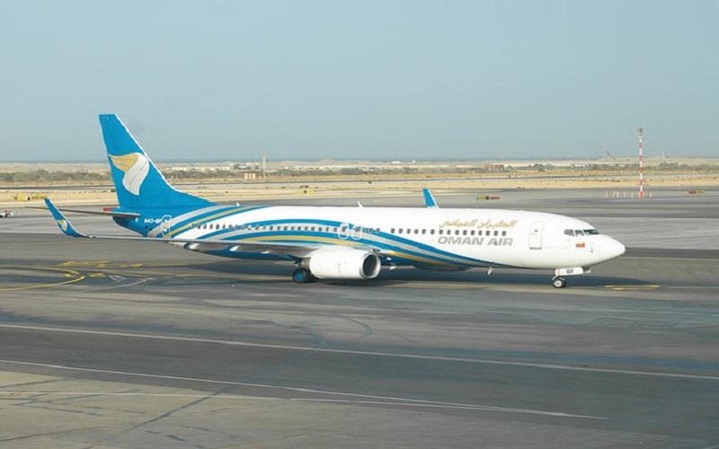 تحویل نخستین بوئینگ ۷۳۷ مکس توسط عمانایر