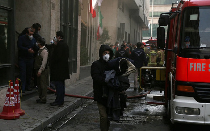 تشکیل جلسه مسئولان جنب ساختمان حرارتی وزارت نیرو