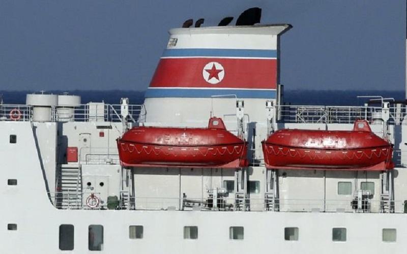 بررسی سوخترسانی به کشتی کرهشمالی توسط کرهجنوبی