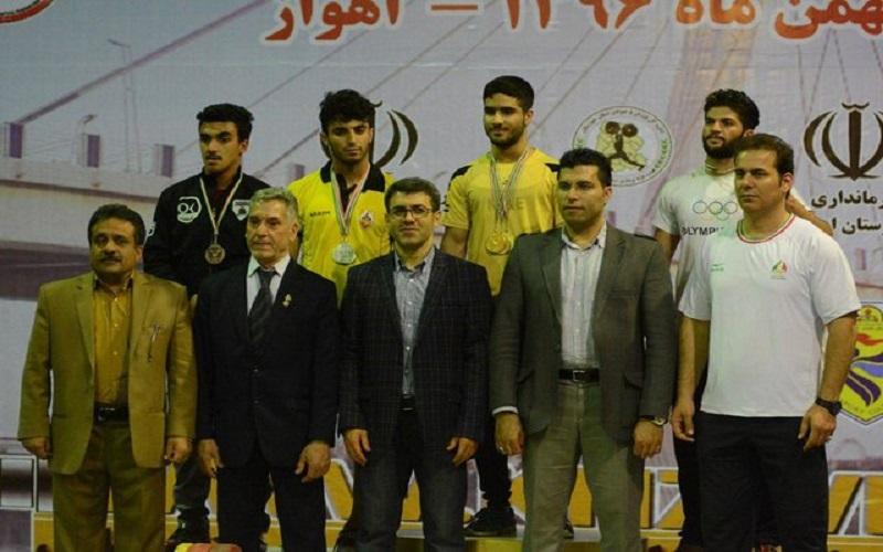 نتایج روز نخست وزنهبرداری قهرمانی ایران