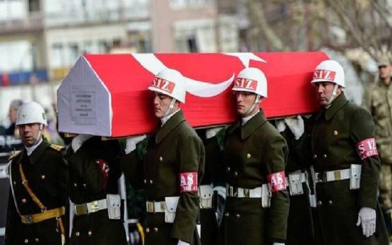 دو نظامی دیگر ترکیه در عفرین کشته شدند