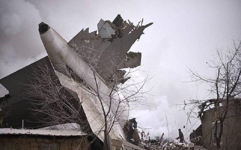 تیم بررسی سانحه هواپیمایی به منطقه سقوط آن اعزام شدند
