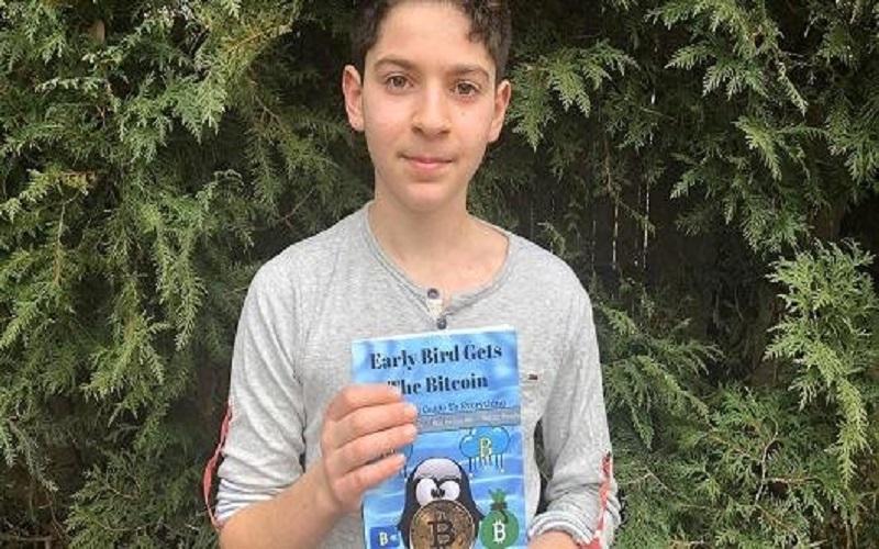 پسر ۱۱ سالهای که متخصص بیتکوین است!