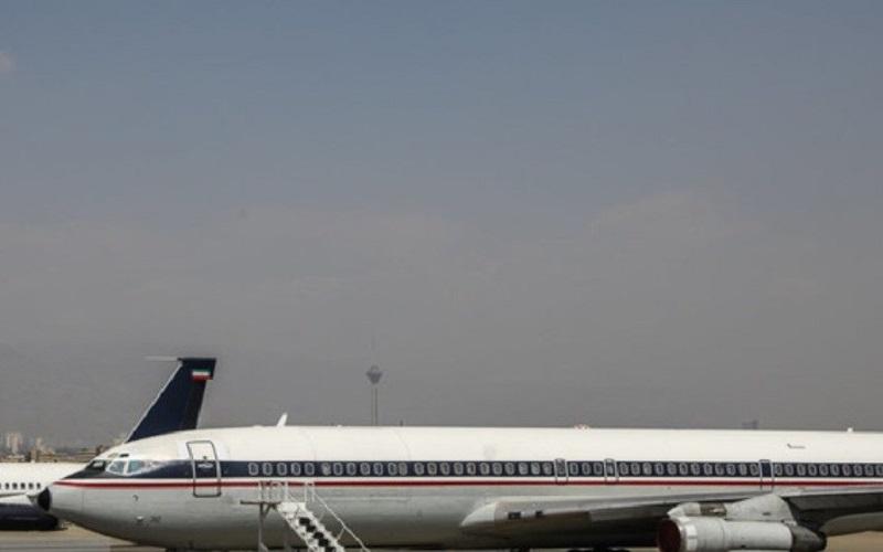 تاخیر در پروازهای فرودگاه اصفهان در پی شرایط نامساعد جوی