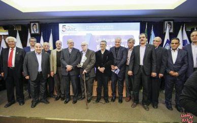 پایان پنجمین همایش خودرو ایران با تجلیل از پیشکسوتان صنعت قطعه سازی