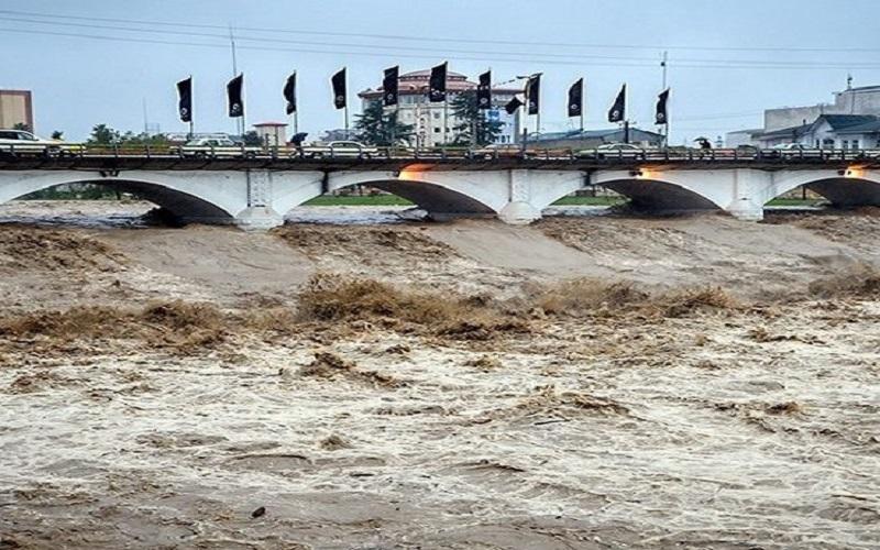 50 درصد ارتفاع آب در آققلا کاهش یافت