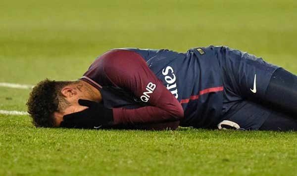 نیمار دیدار با رئال مادرید را از دست داد