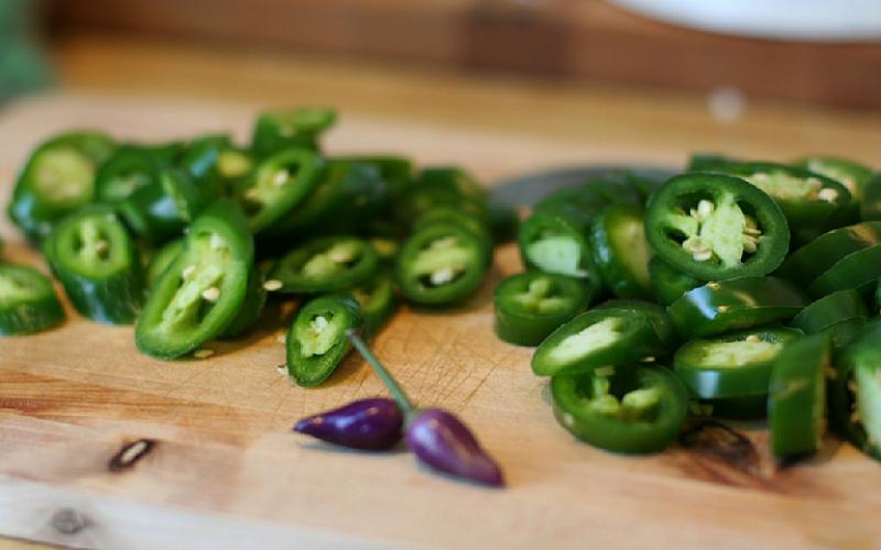 چرا حتما باید فلفل سبز بخوریم؟