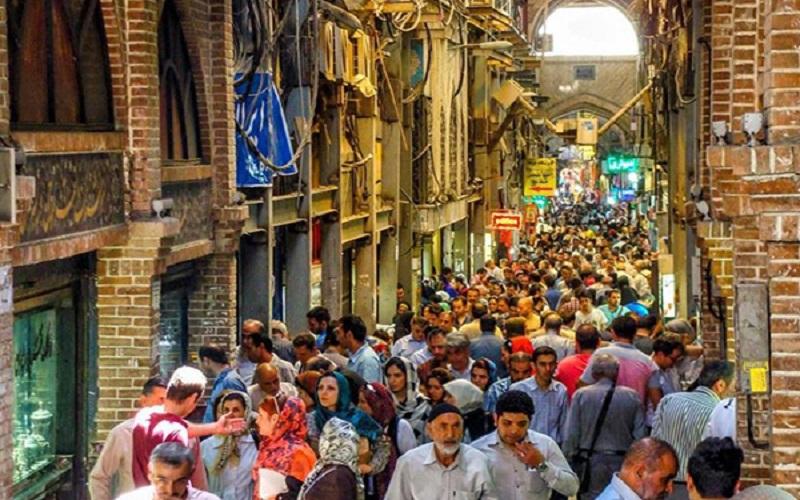 پاساژ ناایمن در بازار تهران پلمب شد