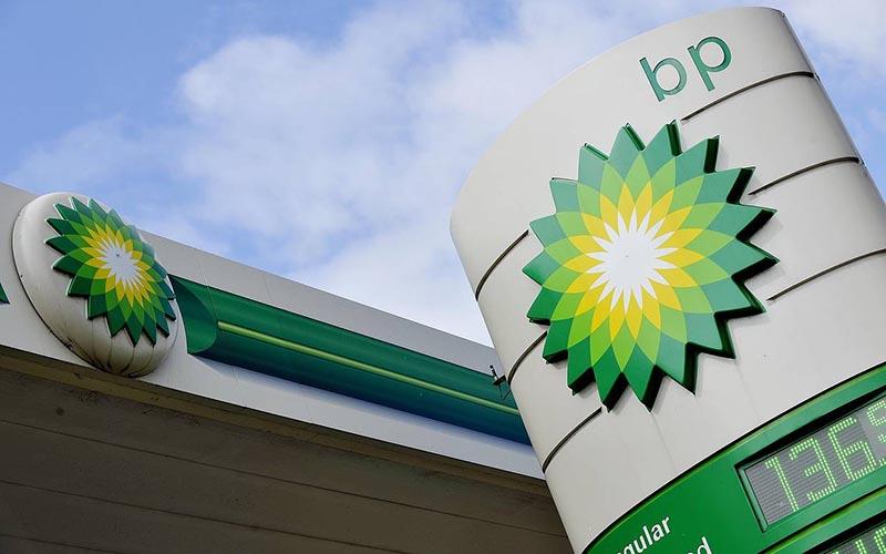سود سالانه شرکت BP دو برابر شد