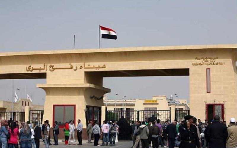 مصر به مدت 4 روز گذرگاه رفح را باز کرد
