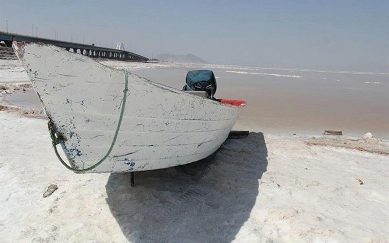مشکلات مالی مانعی برای احیای دریاچه ارومیه