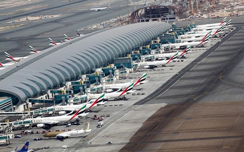 افزایش ترافیک هوایی در فرودگاه دوبی