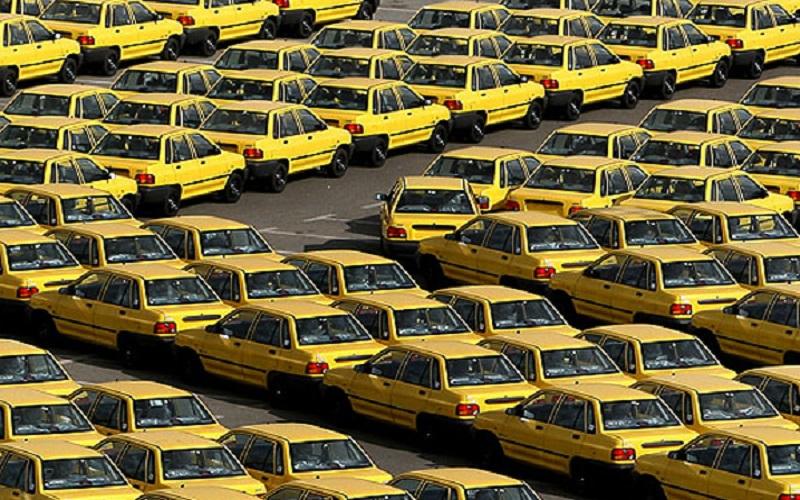 توزیع ۱۰۰هزار حلقه لاستیک به رانندگان تاکسی