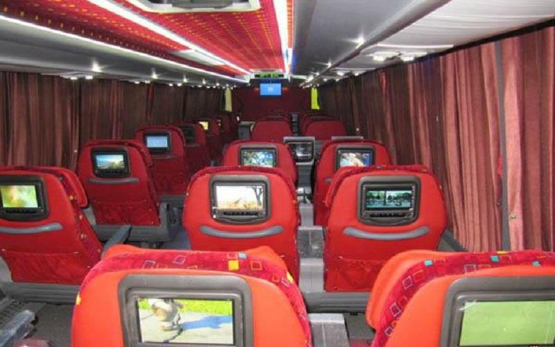 ورود اتوبوسهای VIP مدرن به ناوگان مسافری جادهای