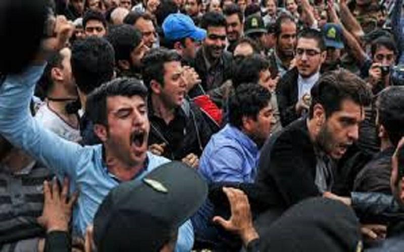 ایران رتبه اول خشمگینی در دنیا