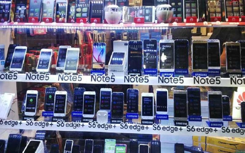 رشد ۹۳ درصدی واردات گوشی تلفن همراه