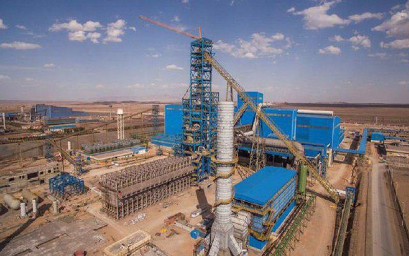 بهرهبرداری از طرحهای فولادی و نیروگاهی چادرملو