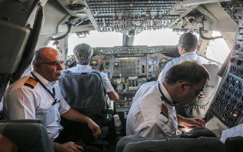خلبانان در هیچیک از سوانح قبلی هوایی مقصر نبودهاند