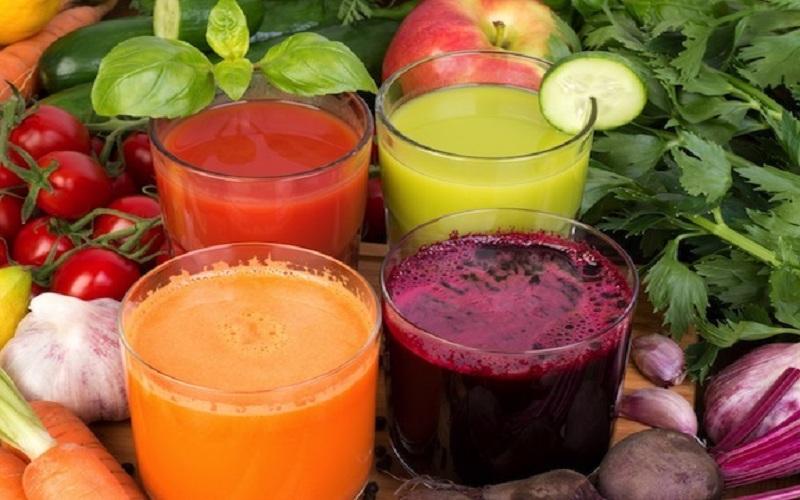 دیابت را با آب سبزیجات ضربهفنی کنید