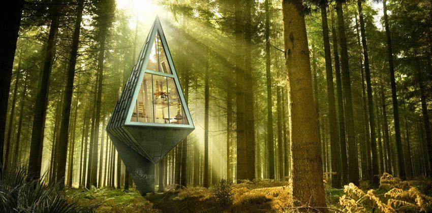 خانه رویایی آینده مسکن