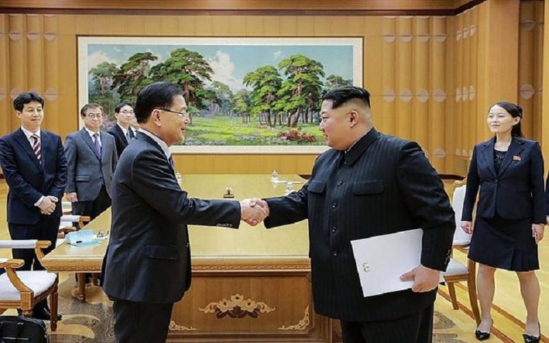 پیونگیانگ بهدنبال ایجاد تاریخی نوین در اتحاد دو کره