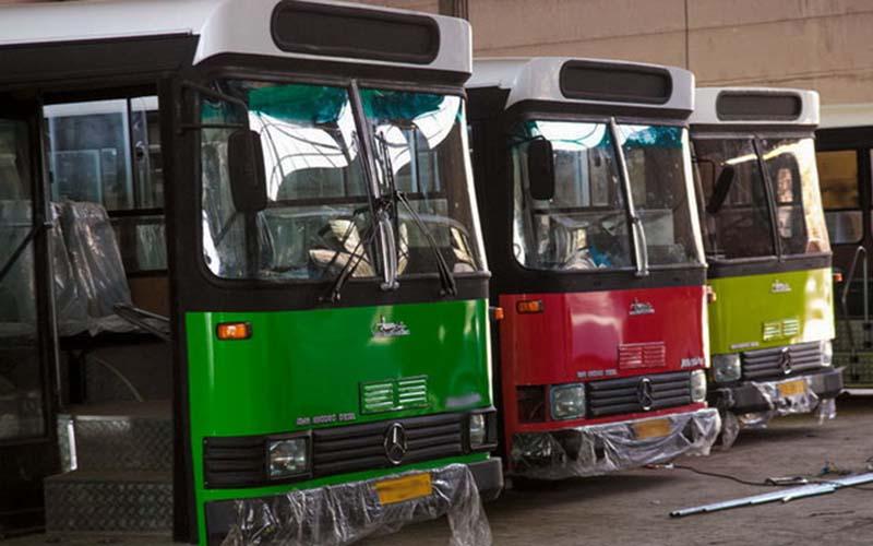 نوسازی افزون بر ۱۹ هزار اتوبوس شهری در سال ۹۷