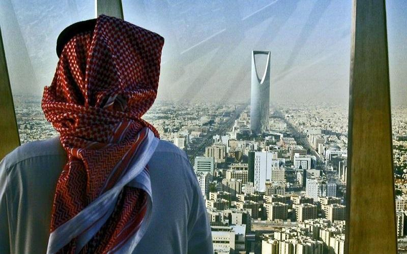 هبوط اقتصادی عربستان سعودی