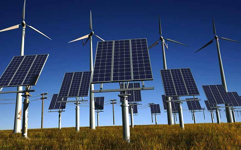 آخرین وضعیت انرژیهای تجدیدپذیر تا پایان سال 96