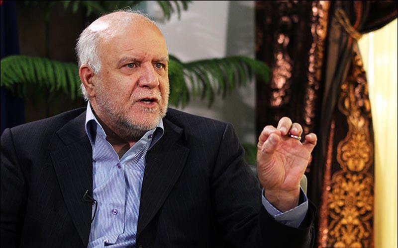 زنگنه: سرمایهگذاری توتال تا پایان پروژه در ایران میماند