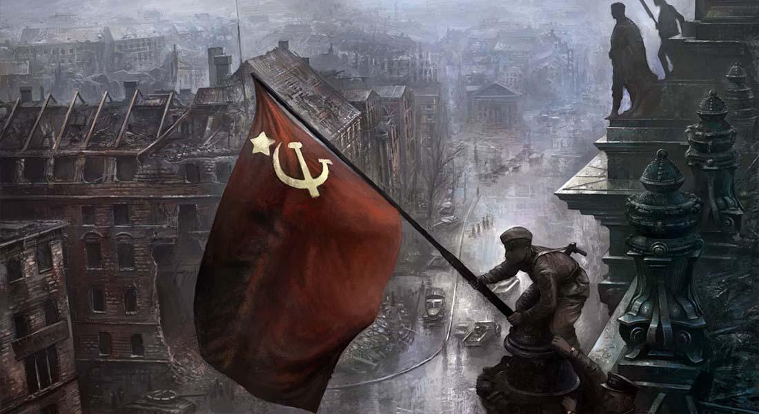 کومونیسم پایان تاریخ لیبرالیسم