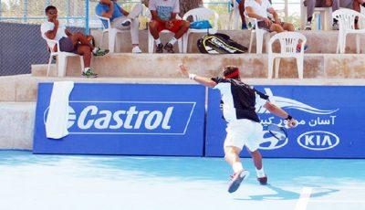 اعلام ترکیب تیم ملی تنیس برای دیدار با چینتایپه
