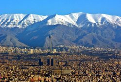 تهران در نوروز هوای پاک ندارد
