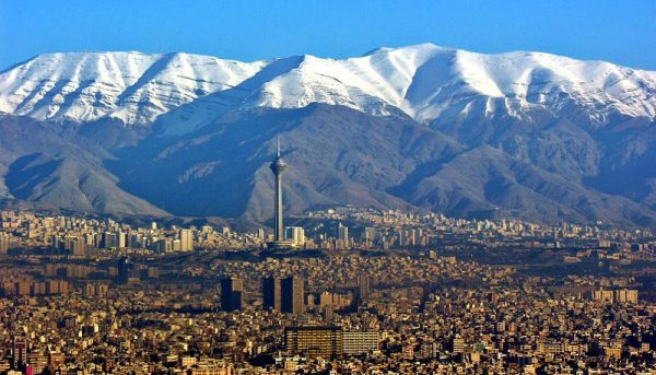 افزایش مسافران نوروزی شهر تهران در سال جاری