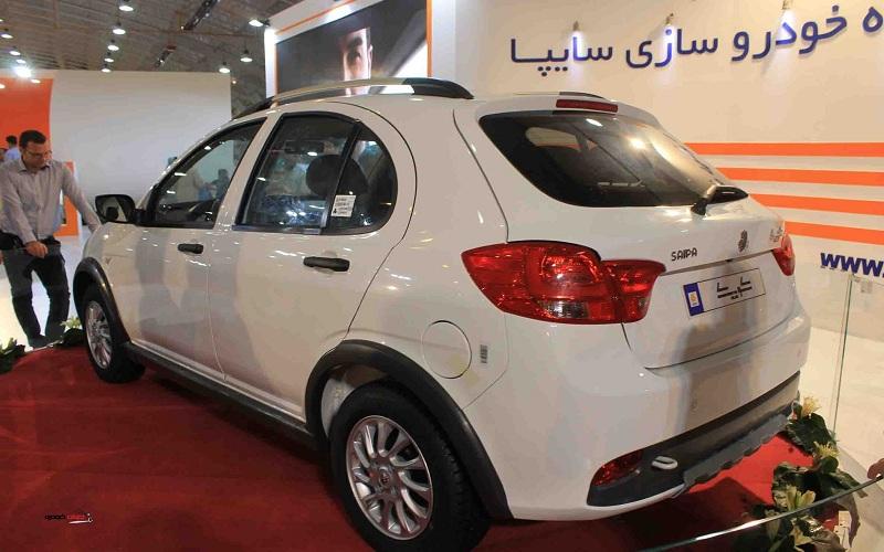 «سایپا» به سکوی اول تولید خودرو در ایران رسید