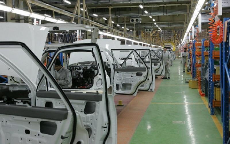 تنوع رنگی پایین در صنعت خودرو داخلی