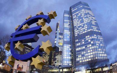 رئیس بانک مرکزی اروپا اقتصاد منطقه یورو همچنان نیازمند بسته محرک اقتصادی است