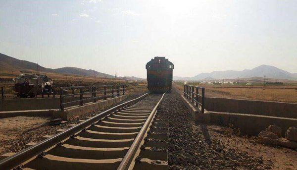 افتتاح آزمایشی راهآهن «قزوین- رشت»